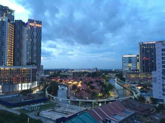 马来西亚马六甲华美达酒店