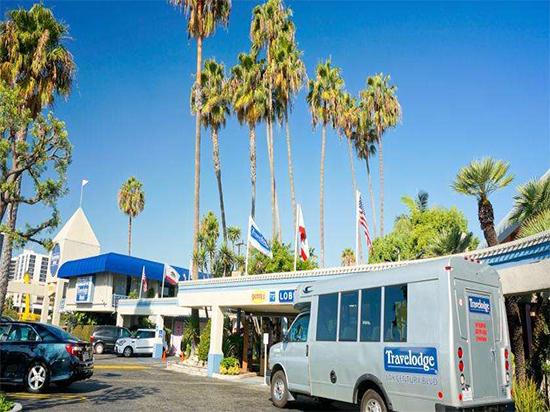 洛杉矶拉克斯旅程住宿酒店