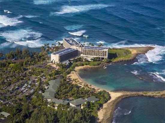夏威海龟湾度假酒店